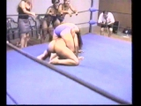 Semi Competitive Female Wrestling