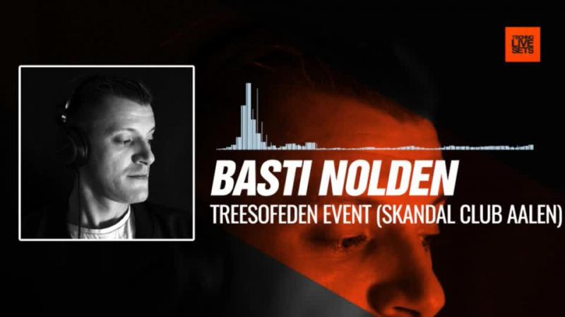 @BastiNolden - Closing at TreesOfEden Event (Skandal Club Aalen, Germany) 28-10-2017 Music Periscope Techno