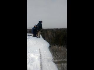 Мой первый прыжок