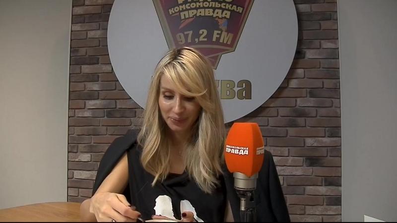 Светлана Лобода и Елена Лаптева
