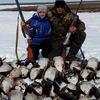 Охота и рыбалка на Крайнем Севере у Беркута