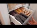 Заморозка овощей и ягод морозильная камера