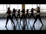 Forward dance studio jazz-funk choreo by Nastya Balioz
