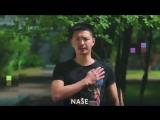 Промо ТНТ4. Ролик Наша Russia - Съемочный