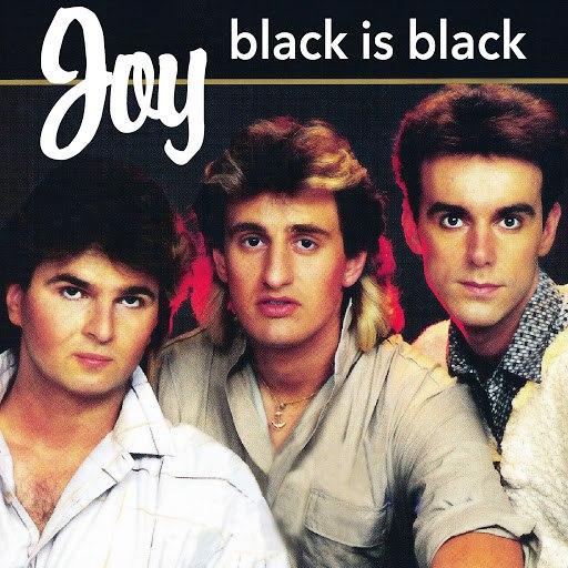 Joy альбом Black Is Black