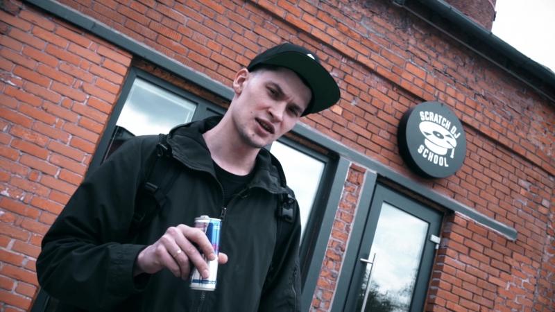 Приглашение от Jay-D aka Mr.And-7 в Scratch DJ School в рамках Red Bull BC One Camp Russia