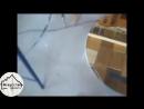 Процесс создания потолка с 3D эффектом.