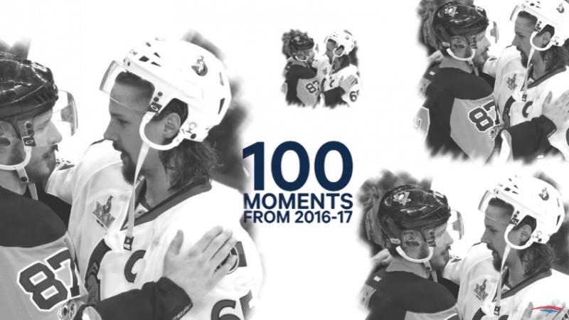 No. 3/100 Penguins squeak by Senators in 2OT