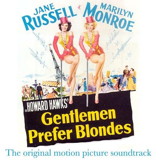 Marilyn Monroe альбом Gentlemen Prefer Blondes: Original Motion Picture Soundtrack (Remastered)