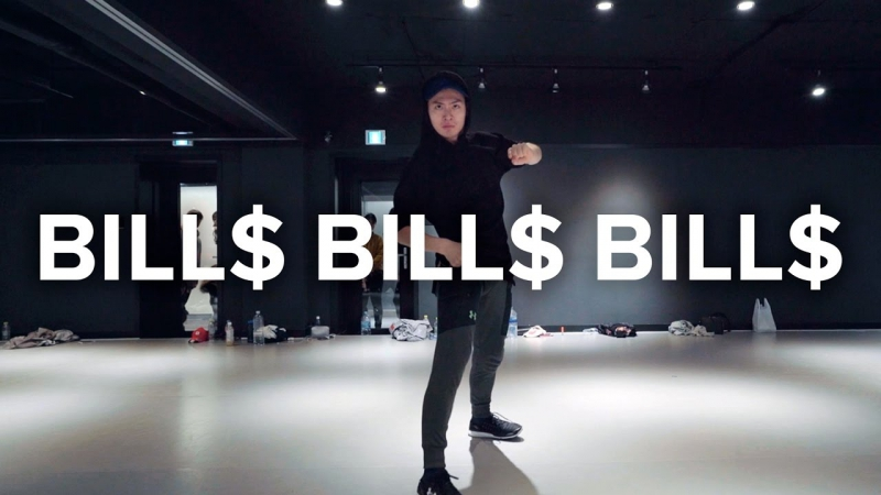 1Million dance studio Bill$ Bill$ Bill$ - Destiny's Child (ARVFZ REMIX) / Rikimaru Chikada Choreography