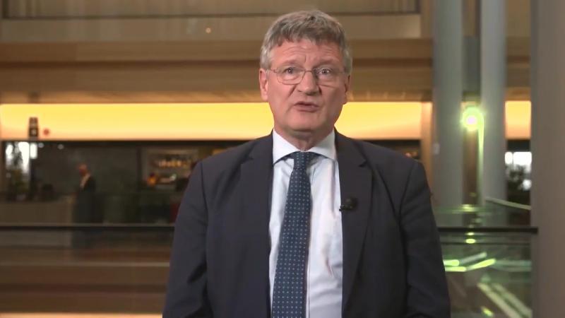 Jörg Meuthen AfD aus Brüssel über die Verlogeheit der LoKo-