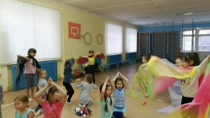тренировка дети Энджой
