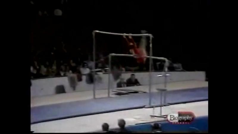 Людмила Турищева на Кубке мира в Лондоне. (1975 г.)
