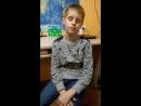 Ваня рассказывает о подготовке к Новому году в школе