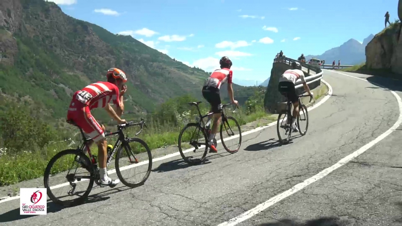 Giro della Valle d'Aosta четвертый этап