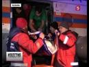 Вертолет МЧС доставил в Казань из Йошкар-Олы девочку, пострадавшую в результате ДТП