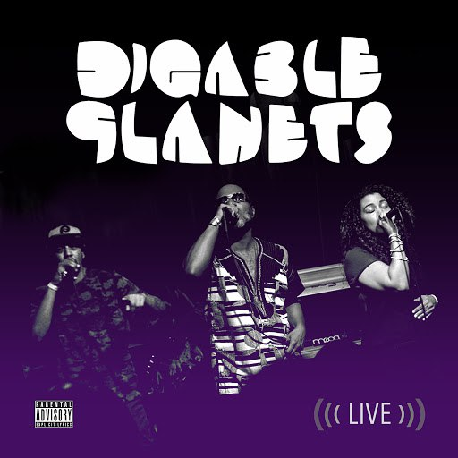 Digable Planets альбом Digable Planets Live