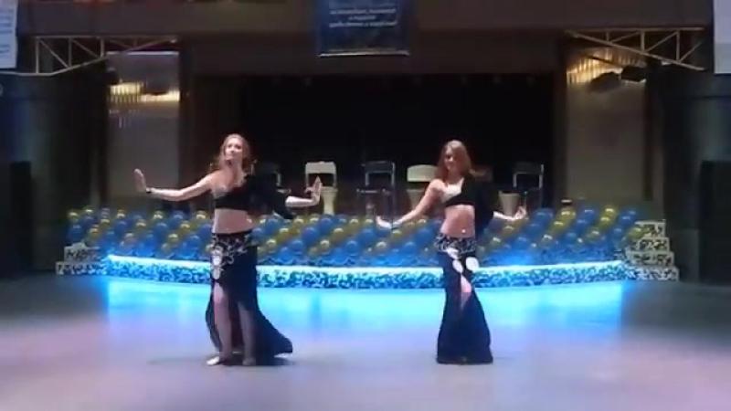 Журавлёва Вероника и Дорош Александра взрослые дуэты классика 1 место 20116