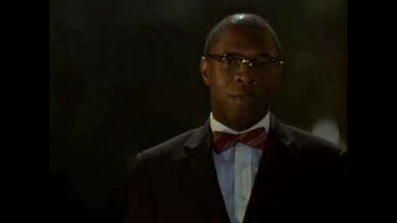 The Wire - Brother Mouzone/Omar confrontation