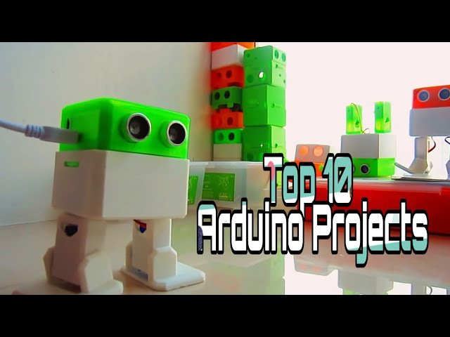 Top 10 Arduino Projects for Evil Genius