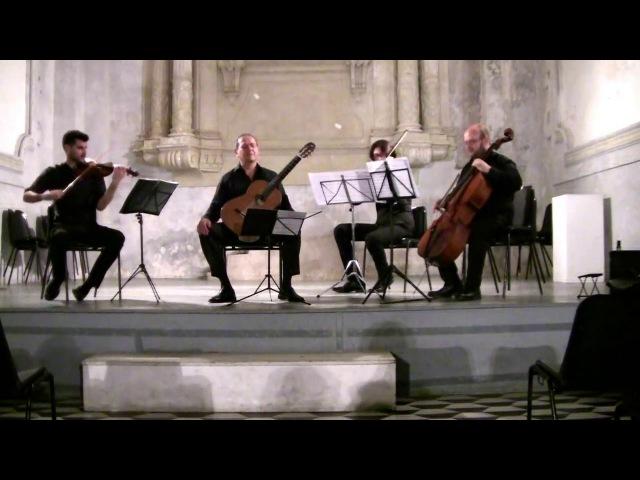Franz Joseph Haydn - Quartett D Dur (Hob III : 8) - Adagio