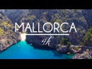 MALLORCA Spain Beautiful Beaches Aerial Drone 4K by thedronebook