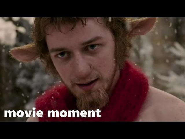 Хроники Нарнии Лев колдунья и волшебный шкаф 2005 Фавн по имени Тунс 2 13 movie moment