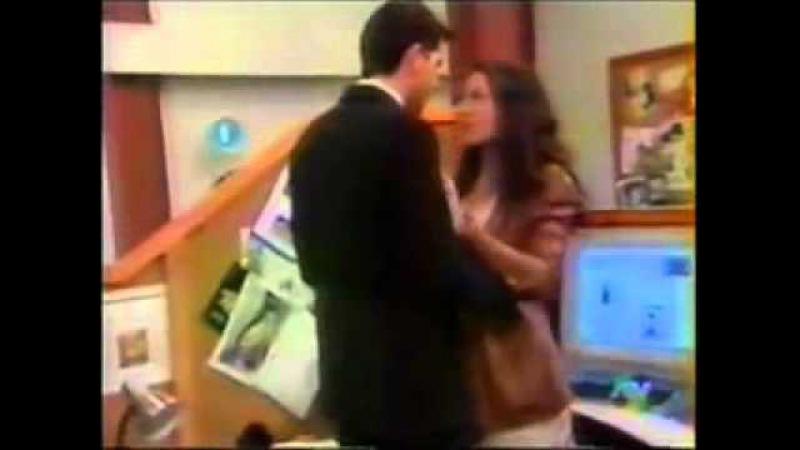 Pablo y Carolina: Primer beso