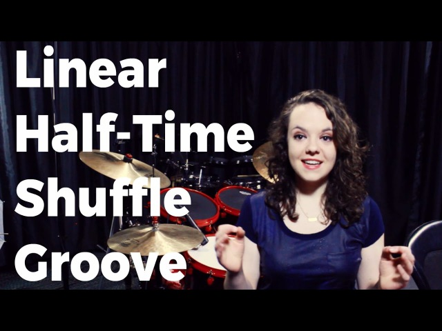 Linear Half Time Shuffle Groove 2 Lindsay's Lessons