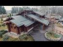 Первая передача из цикла Деревянный дом. Артель Таёжный дом. Гостевой дом усадьбы Солодово.