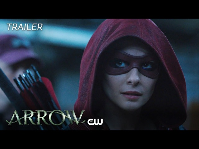 Arrow | The Thanatos Guild Trailer | The CW