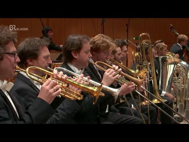Richard Strauss Alpensinfonie Mariss Jansons LIVE