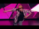 Танцы: Илья Крохин (Антоха МС - О Музыка) (сезон 4, серия 4) из сериала Танцы смотрет ...