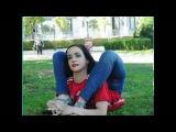 Ana Velasco contortionist Pastelito and Tachuela Chico's circus
