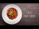 Chili con Carne Rezept - klassisch und lecker