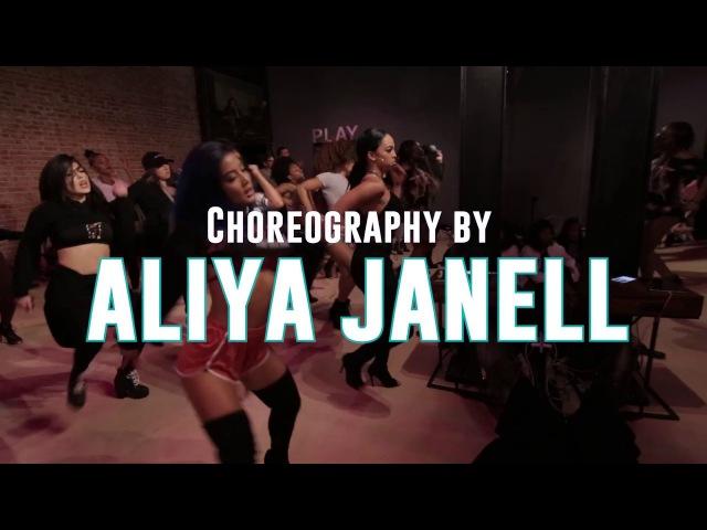 No Limit   G Eazy feat Cardi B   Choreography by Aliya Janell   Filmed by @TheTallieB