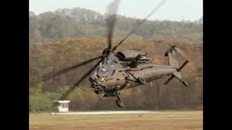Ударный вертолет - А129 «Мангуст»