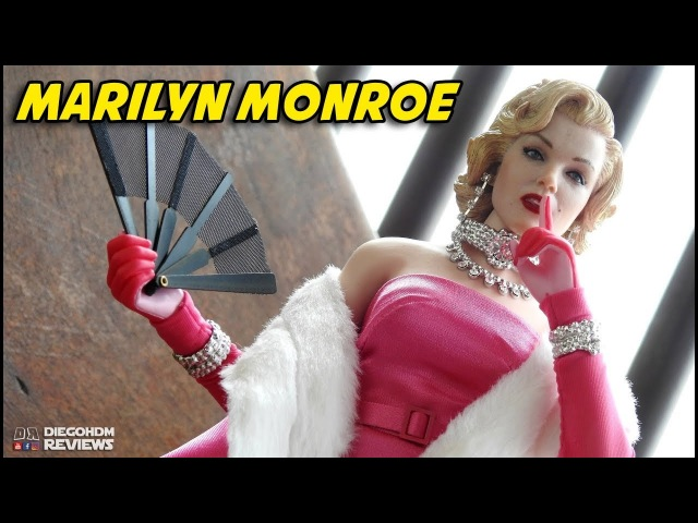 Star Ace 1/6 Marilyn Monroe Review BR / DiegoHDM