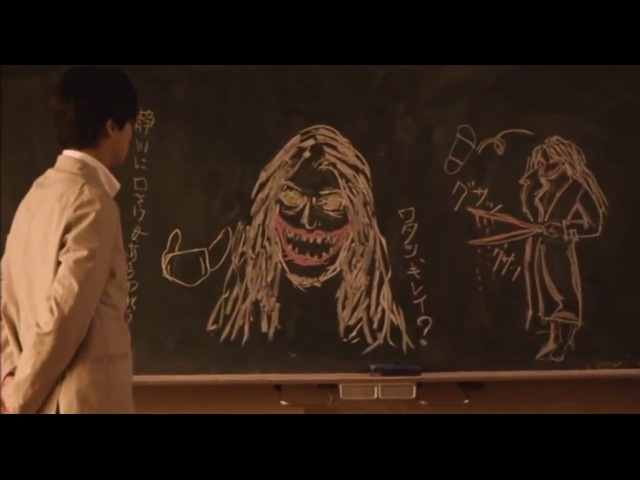 Женщина с разрезанным ртом (2007) - японский фильм ужасов на русском языке » Freewka.com - Смотреть онлайн в хорощем качестве