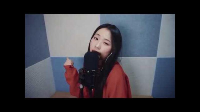 Nicki Minaj - Super Bass 자작랩 ( cover by Eunji )