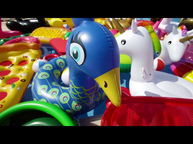 Sanctuary for discarded inflatables opens in Majorca