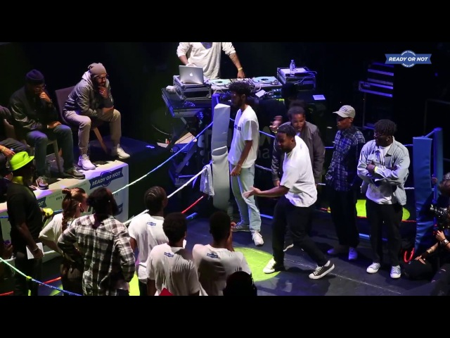 RON FINAL 2017 1 4 Finale Danse Sarcellites vs XGen ReadyOrNot