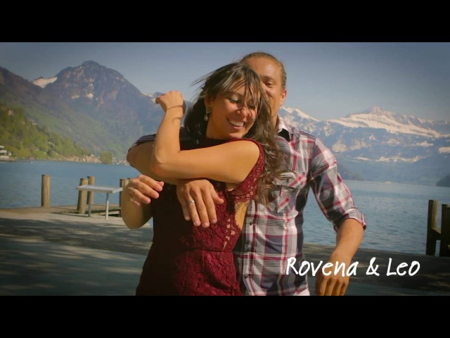 Rovena Leo - Forró pé de serra: dançando um forró instrumental em Weggis - Suiça