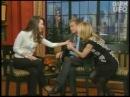 Evangeline Lilly on Regis and KellyJan2009