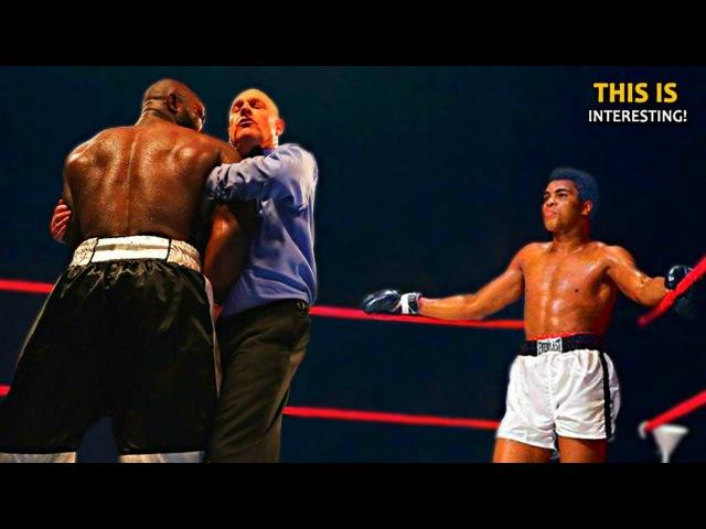Legendary Boxer Muhammad Ali TOP 10 Best Knockouts HD