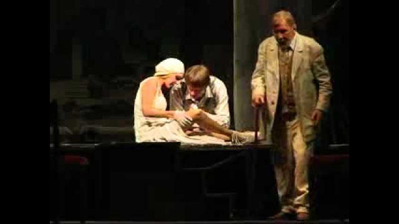 Спектакль «Антон Чехов. Чайка». Фрагмент 2