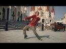 Russian Waving dance in Turkey illusion dance style