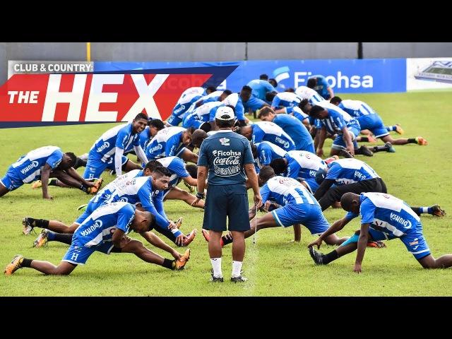 Unfamiliar Foes Honduras Australia World Cup Playoff