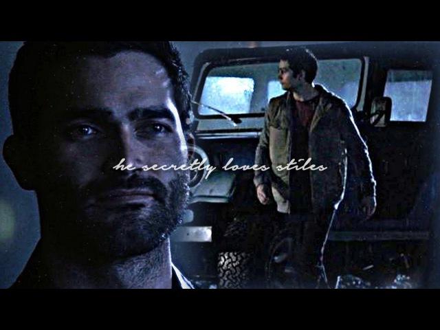 STEREK | He secretly loves Stiles