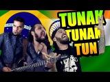 TUNAK TUNAK TUN METAL VERSION Bloodywood Feat. Bonde do Metaleiro
